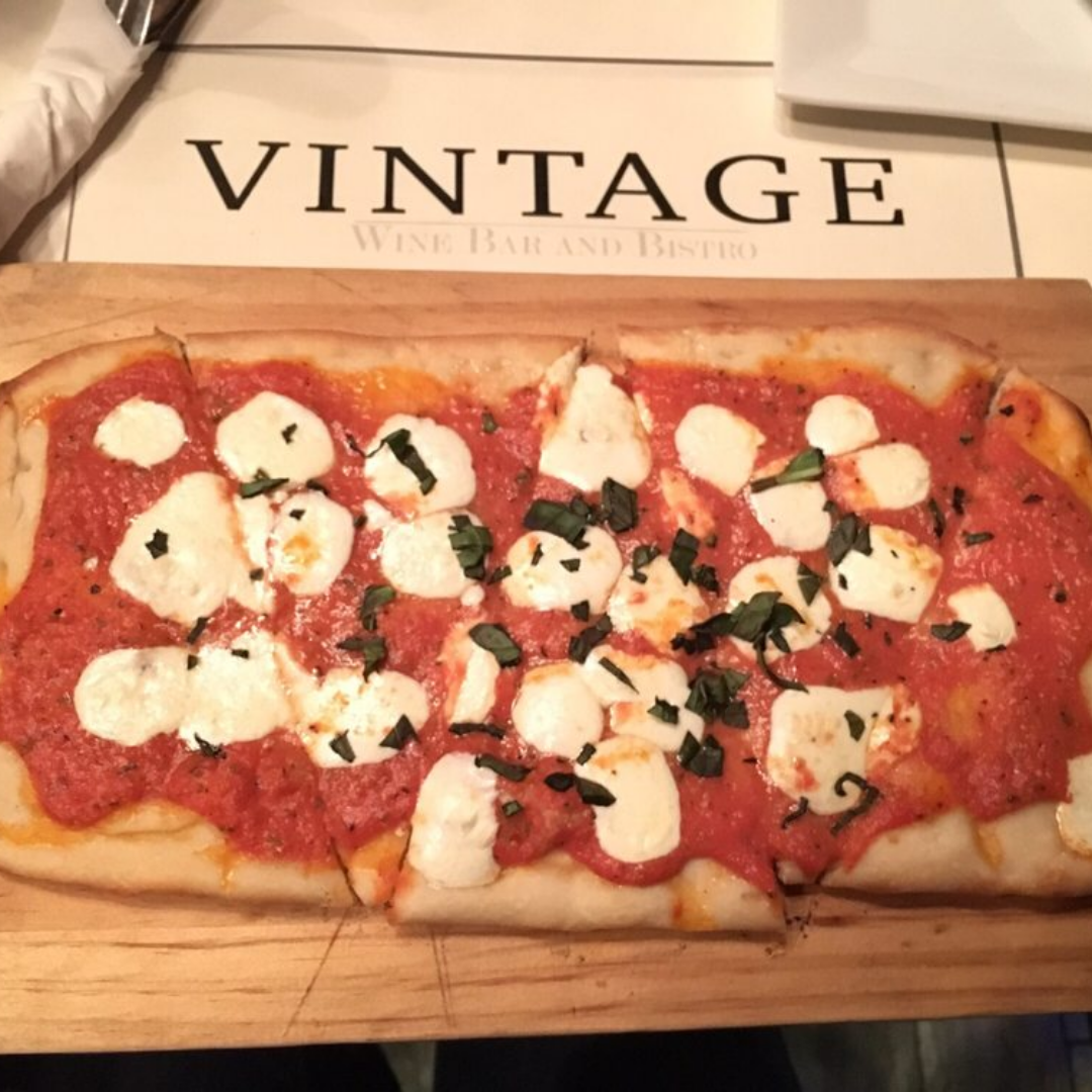 Try Our Brick Oven Flatbread Pizza