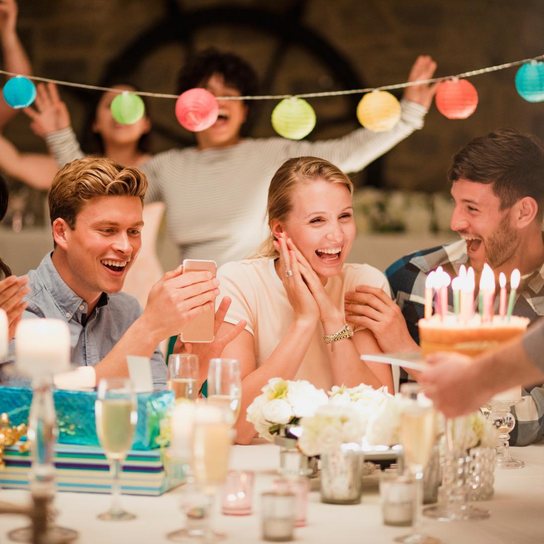 Adult Birthday Parties in Farmingdale